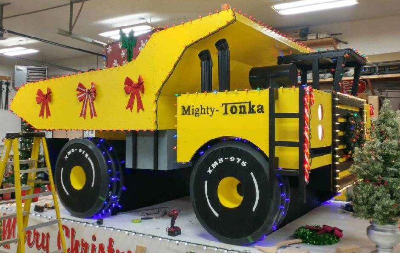 Toy Truck Photo